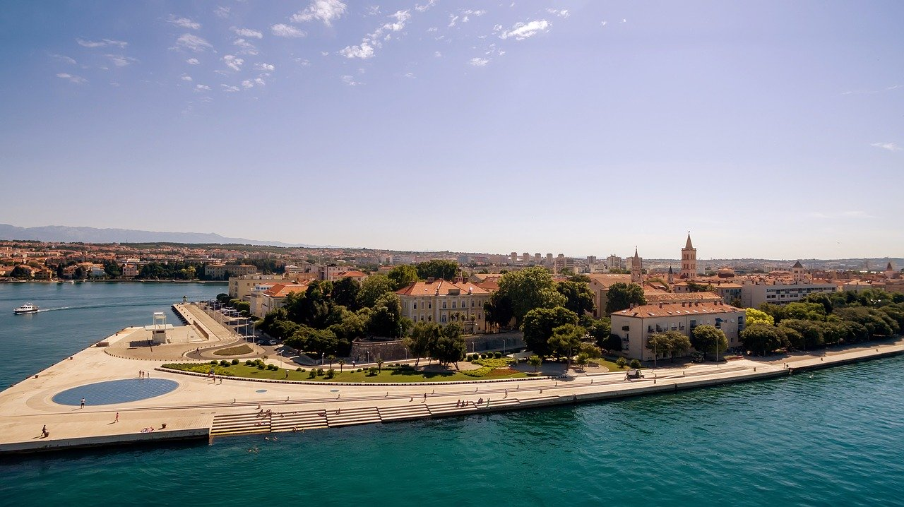Zadar Sea Organs & Greetings to the Sun
